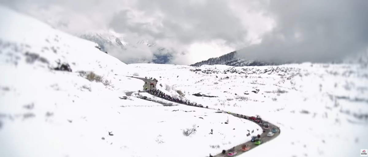The Giro d'Italia 2014 Official promo screenshot