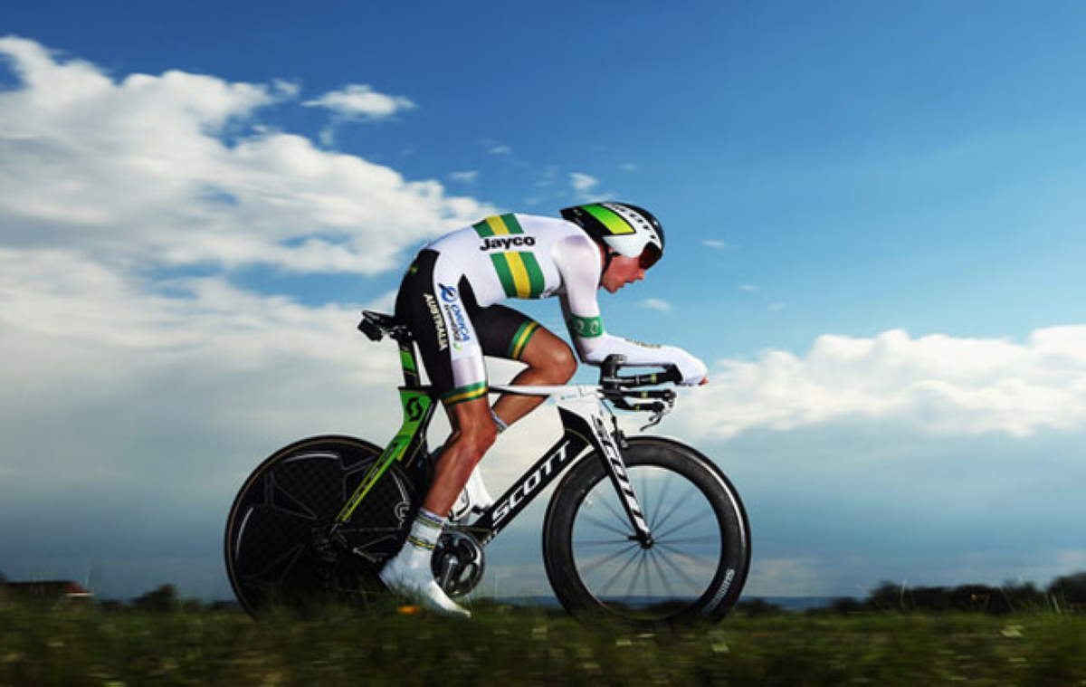 Luke Durbridge's top 5 Time Trial tips