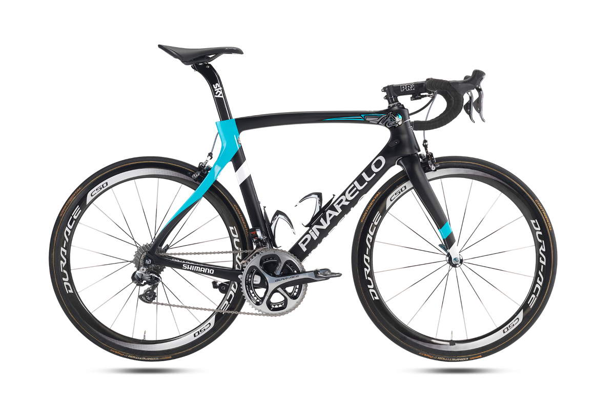 Pinarello Dogma F8 2016 Team Sky edition