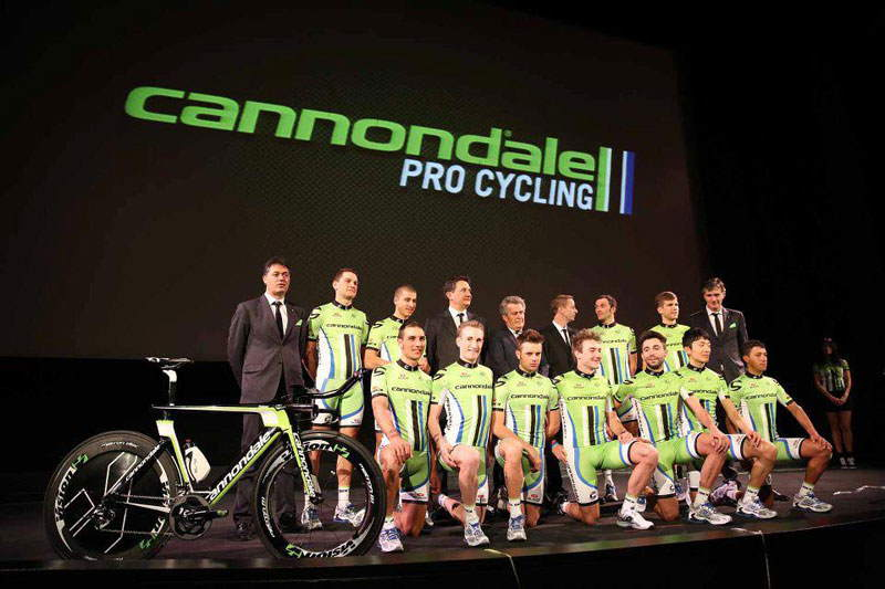 Cannondale Pro Cycling Team 2013