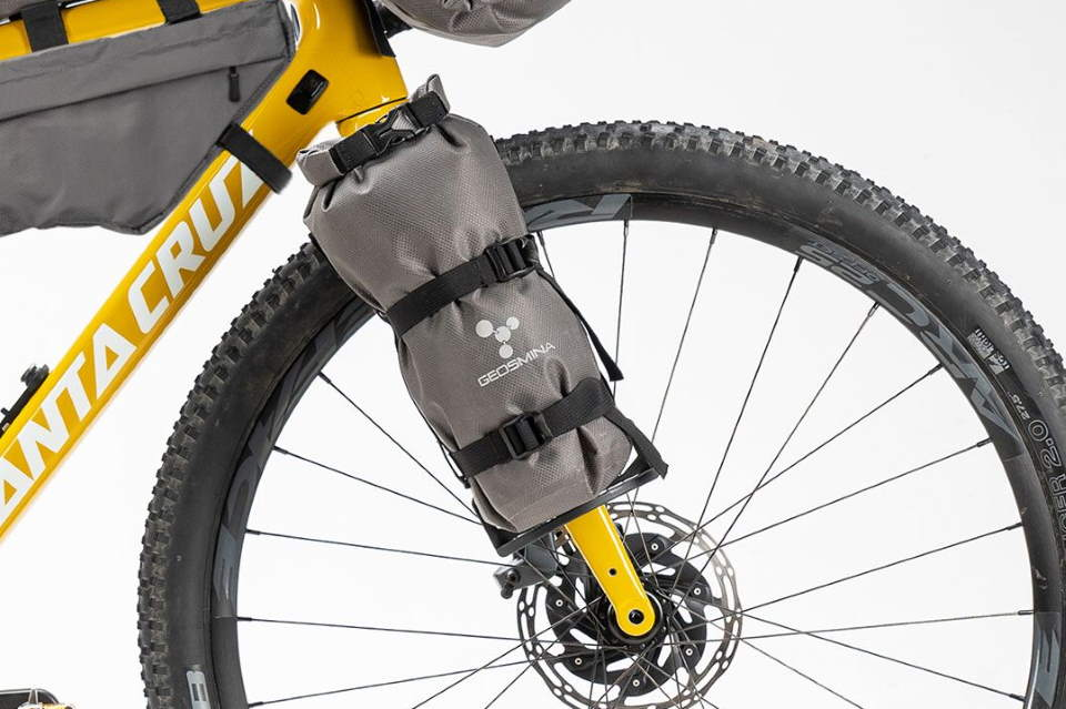 GEOSMINA bicycle bags - fork bag