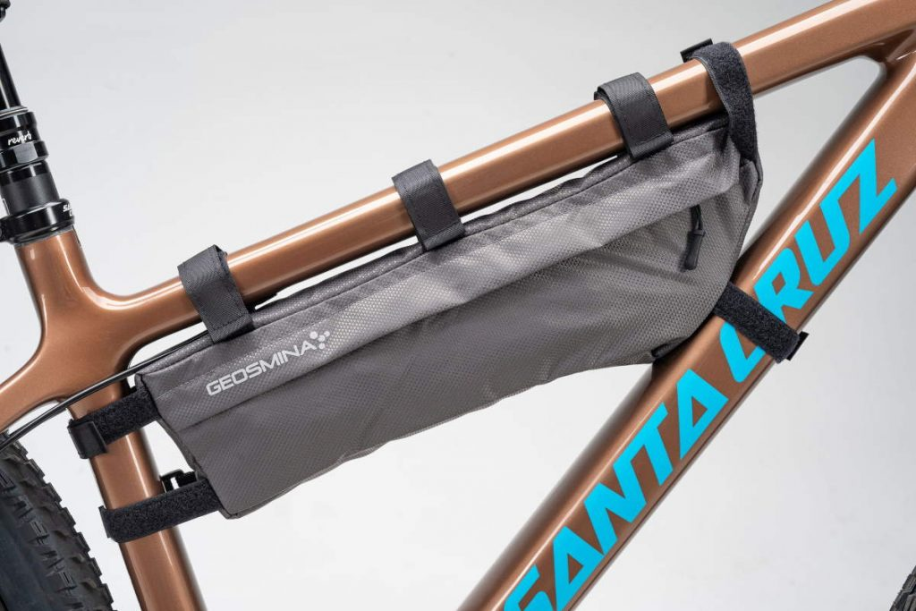 GEOSMINA bicycle bags - frame bag