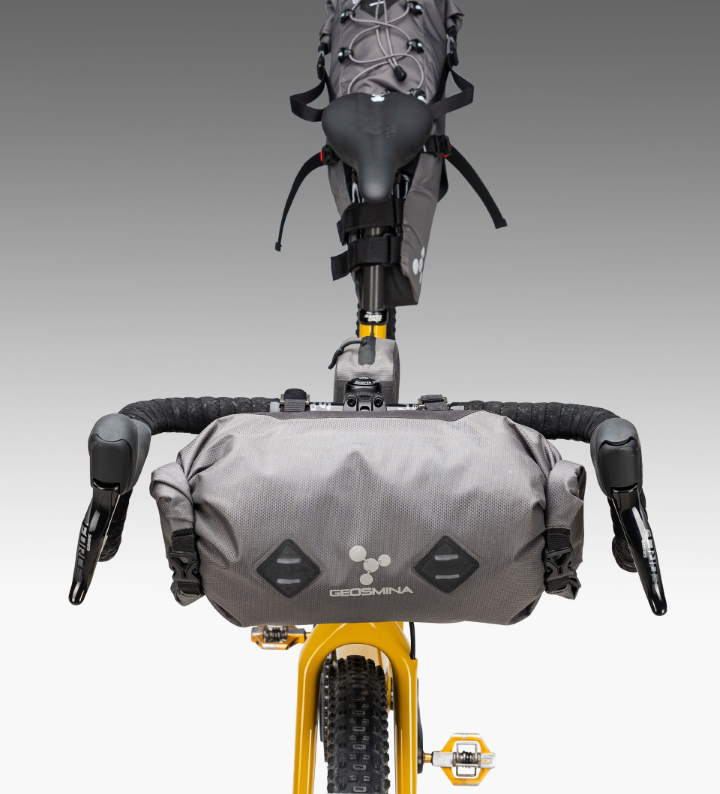 GEOSMINA bicycle bags - handlebar bag