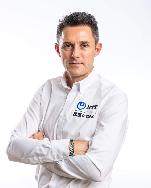 """Be Moved"" -  Douglas Ryder, Team Principal of NTT Pro Cycling"