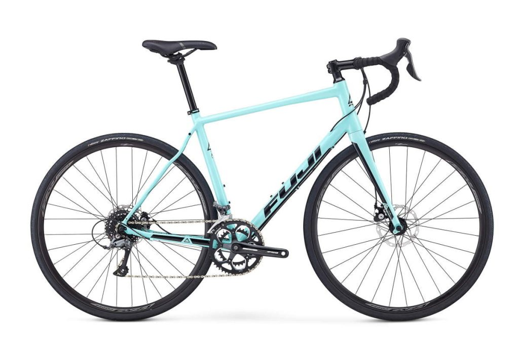 The Best Road Bikes Under $1,000 - Fuji Sportif 1.9 Disc