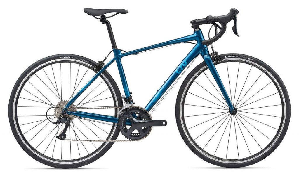 The Best Road Bikes Under $1,000 - Liv Avail 1 Women's road bike 2020