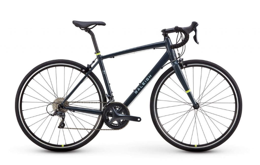The Best Road Bikes Under $1,000: Raleigh MERIT 2 2020