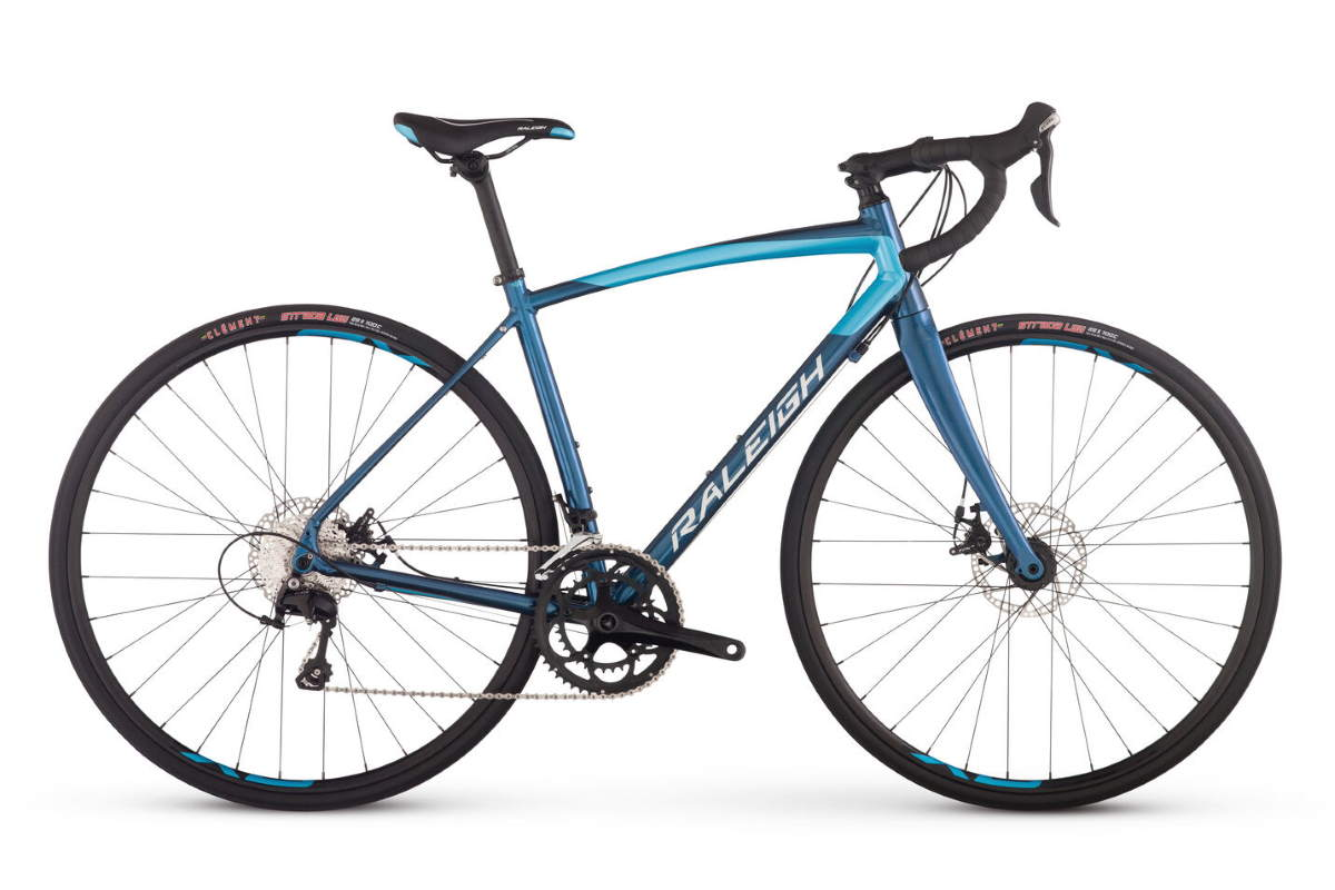 The Best Road Bikes Under $1,000 - Raleigh Revere 3 2020