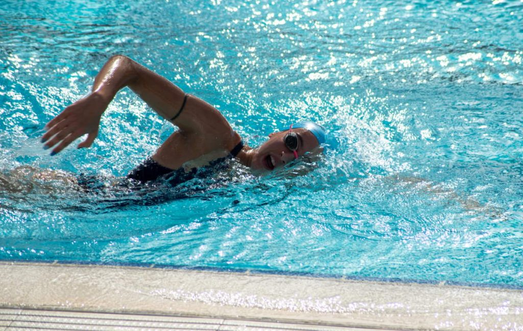 Cross-Training Sports for cyclists - swimming