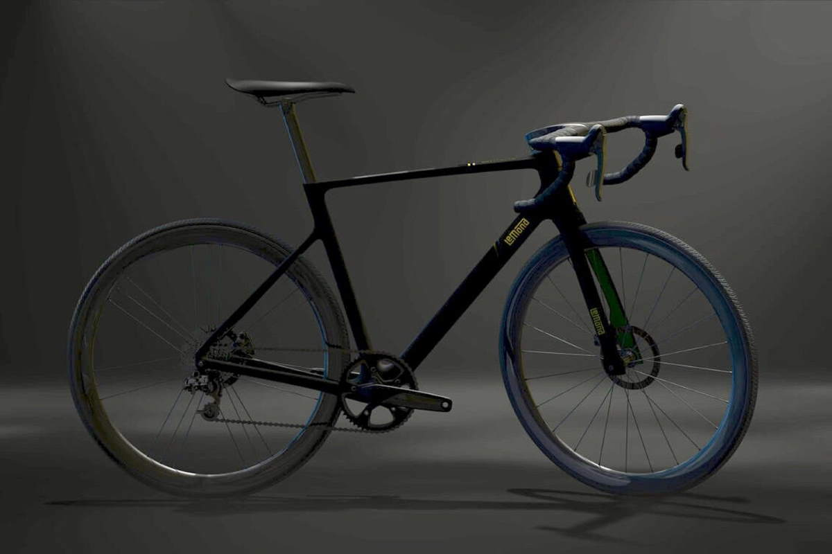 New LeMond carbon bike