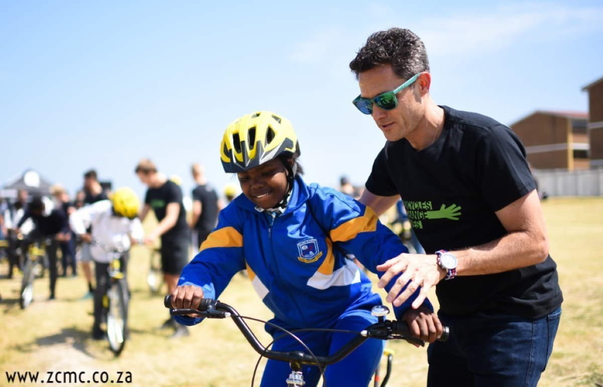 NTT Pro Cycling celebrates 10 years with Qhubeka at the 2020 Tour de France