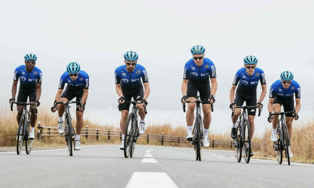 NTT Pro Cycling, Africa's first-ever UCI WorldTour team on the hunt for a new title partner.