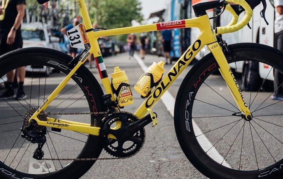 Tour de France winner groupsets: Tadej Pogačar's Tour de France 2020 winning bike