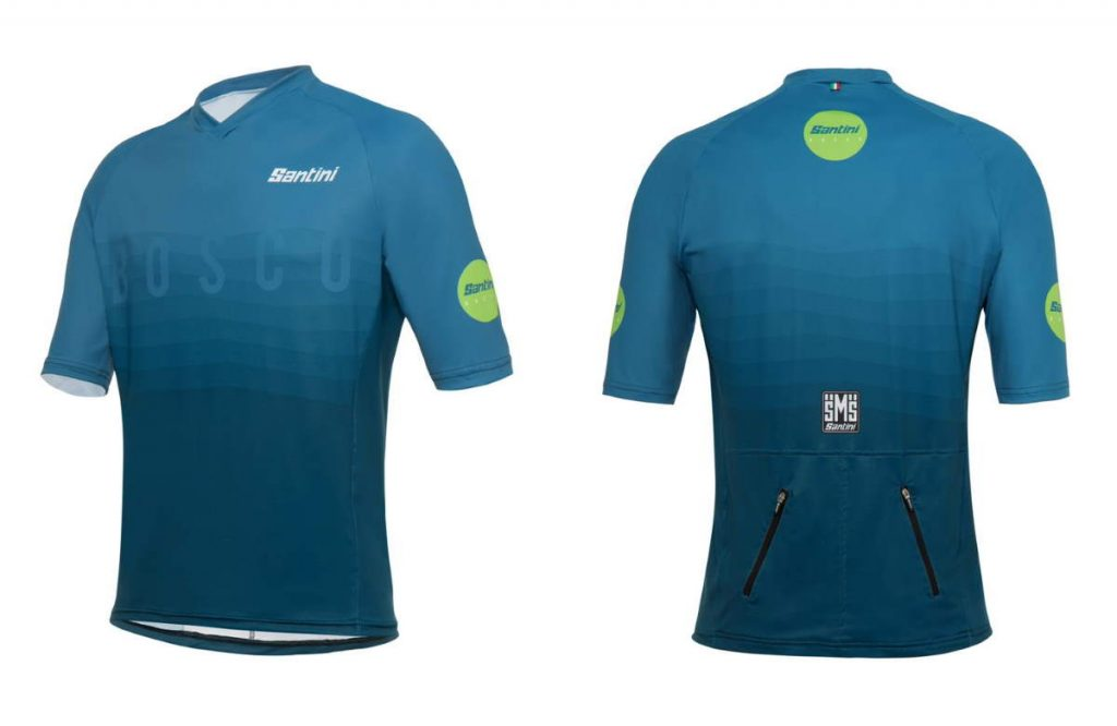Santini Premium Custom Clothing - Bosco jersey