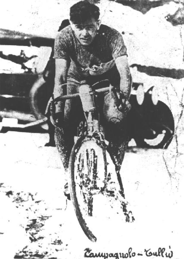 Tullio Campagnolo invented the quick-release mechanism.